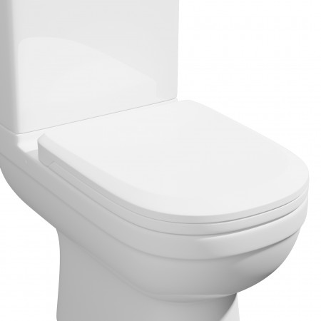 Kartell Lifestyle Premium Soft-Close Toilet Seat Only