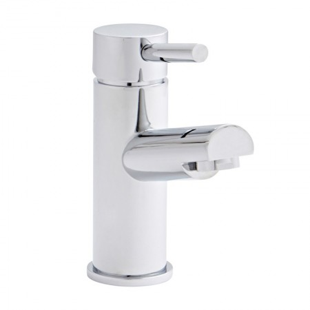 Kartell Plan Brass Mono Basin Mixer
