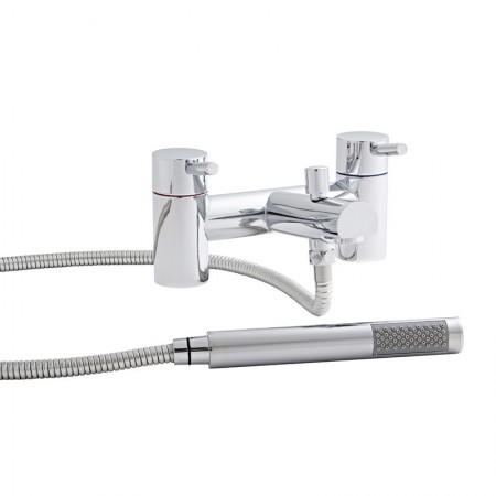 Kartell Plan Brass Bath Shower Mixer
