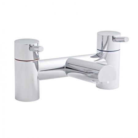 Kartell Plan Brass Bath Filler