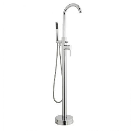 Kartell Plan Brass Free Standing Bath Shower Mixer