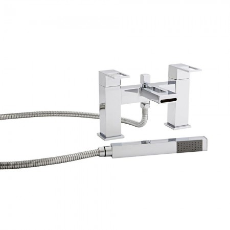 Kartell Kourt Brass Bath Shower Mixer