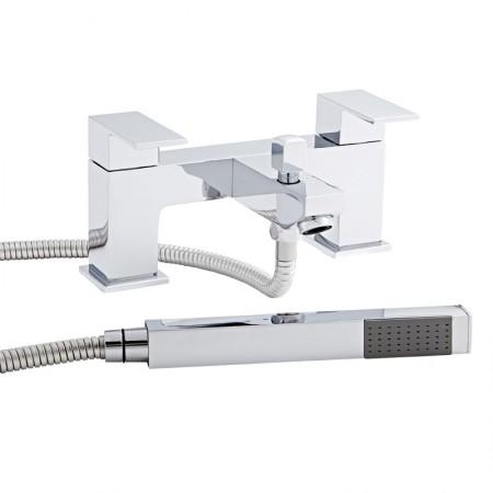 Kartell Element Brass Bath Shower Mixer