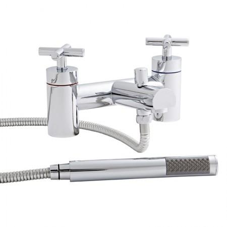 Kartell Times Brass Bath Shower Mixer