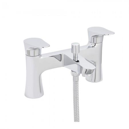 Kartell Focus Brass Bath Shower Mixer