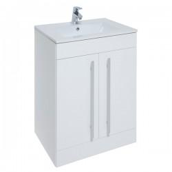 Kartell Purity Cabinet With Basin Modern Vanity Unit Floor Standing