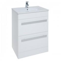 Kartell Purity Drawer With Basin Modern Vanity Unit Floor Standing