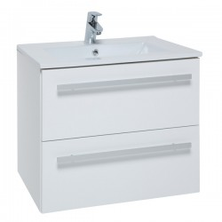 Kartell Purity Drawer With Basin Modern Vanity Unit Wall Mounted
