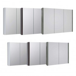 Kartell Purity Mirror Cabinet Wall Mounted