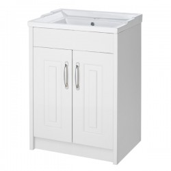 Kartell Astley Cabinet With Basin Traditional Vanity Unit Floor Standing