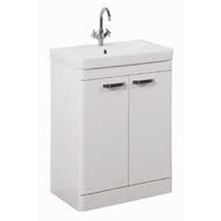 Kartell Option Cabinet With Basin Modern Vanity Unit Floor Standing