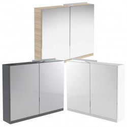 Kartell Ikon Mirror Cabinet Wall Mounted