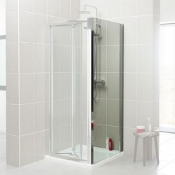 Kartell Koncept Frameless Shower Side Panel