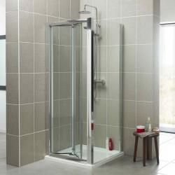 Kartell Koncept Bi-Fold Door Rectangle Shower Enclosure