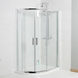 Kartell Koncept Offset Quadrant Shower Enclosure