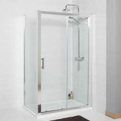 Kartell Koncept Sliding Door Rectangle Shower Enclosure