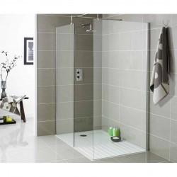 Kartell Koncept Walk In Shower Tray
