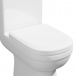Kartell Lifestyle Premium Soft-Close Toilet Seat Only