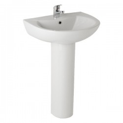 Kartell G4k Ceramic Full Pedestal With Basin