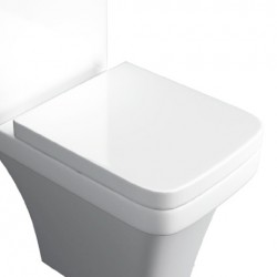 Kartell Sicily Soft-Close Toilet Seat Only