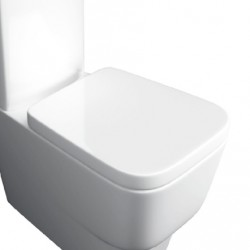 Kartell Napoli Soft-Close Toilet Seat Only