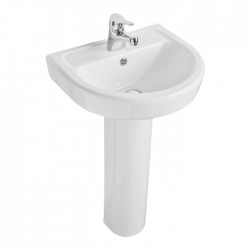 Kartell Ratio Ceramic Full Pedestal With Basin