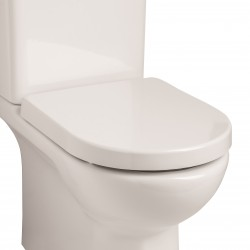 Kartell Tria Rimless Soft-Close Toilet Seat Only