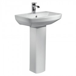 Kartell Aspect Ceramic Full Pedestal With Basin