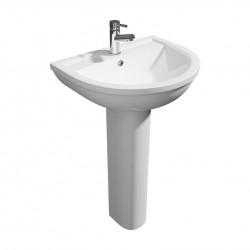 Kartell Lifestyle Ceramic Full Pedestal Basins