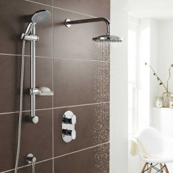 Kartell Logik Concealed Thermostatic Mixer Showers