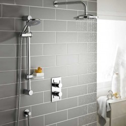 Kartell Plan Concealed Thermostatic Mixer Showers