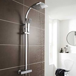 Kartell Pure Concealed Thermostatic Mixer Showers