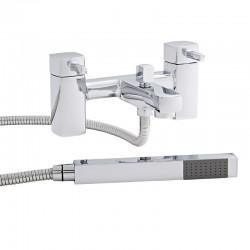 Kartell Mode Brass Bath Shower Mixer